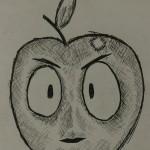 Apple eyes, æblemand