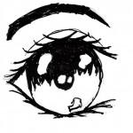 eye-handdrawn